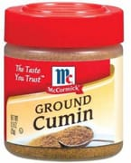 MCCORMICK Ground Cumin 21g