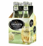 Apple Cider Elderflower 4sx330ml