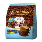 White Coffee 3 in 1 Less Sugar 15sX35g