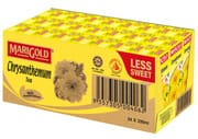 MARIGOLD Chrysanthemum Tea - Less Sweet 24sX250ml
