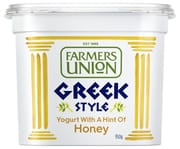 Greek Yogurt w/ Honey 950g