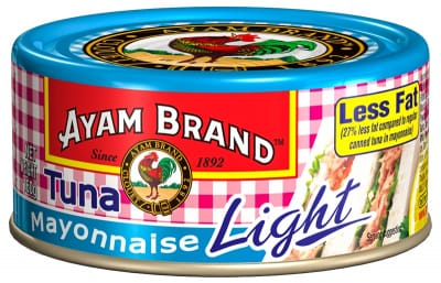 Tuna Mayonnaise Light 160g