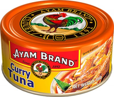 Curry Tuna 160g