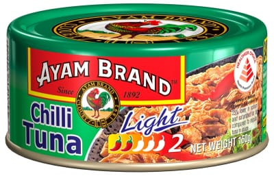 Tuna Chilli Light 160g