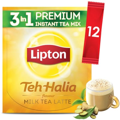 Milk Tea Teh Halia 12sX21g