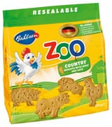 Zoo Country Biscuits W/ Spelt & Oats 100g