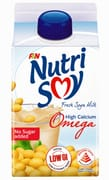 Fresh Soya Milk Hi-Cal Omega No Sugar 475ml