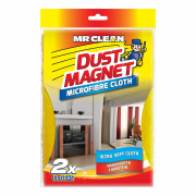 Microfibre Ultra Soft Cloth DustMagnet 2s ABSH002