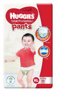 Total Protection Pants Diapers 40s XL 12-17kg