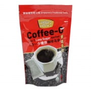 COFFEEHOCK 2 in 1 Coffee O Less Sugar 8sX18g
