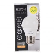 LED Light Bulb - Warm White 4.5W E27