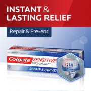 COLGATE Toothpaste Sensitive Pro.Relief - Repair & Prevent 114g
