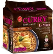 Curry Wholegrain LaMian 4s x 178g