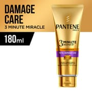 Pantene 3 Minute Miracle Intensive Conditioner Total Damage Care
