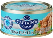 Tuna Flakes in Spring Water 185g (#)