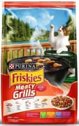 FRISKIES Dry Cat Food - Meaty Grills 1.2kg
