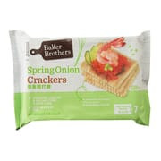 Spring Onion Crackers 7sX18.5g (#)