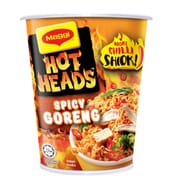 Extra Spicy Goreng Cup Noodles 64g