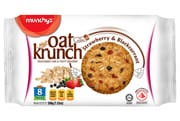 Oat Krunch Strawberry & Blackcurrant 8sX26g
