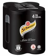 Soda Water 4sX320ml