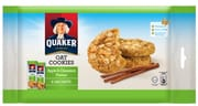 QUAKER Oat Cookies Apple Cinnamon 6sX27g