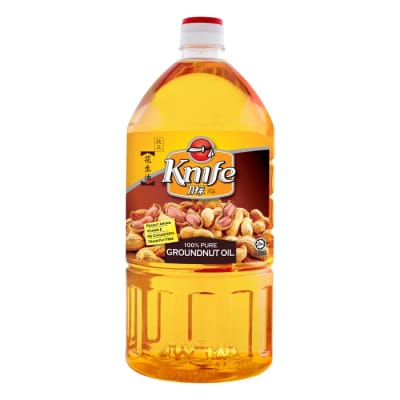 Pure Groundnut Oil 2L