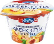 Greek Style Yogurt - Peach 150g