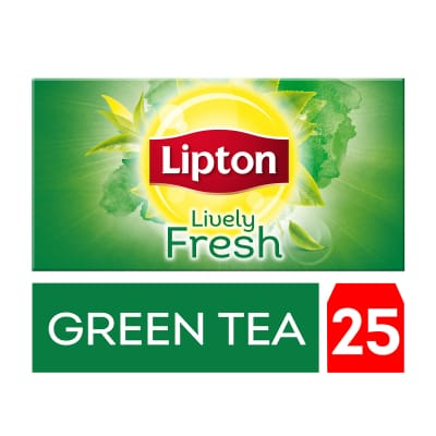 Lively Fresh Green Tea 25sX2g