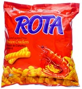 Rota Prawn Crackers Family Pack 10sX14g