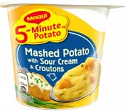5-Min Mashed Potato W/ Sour Cream & Croutons 53g