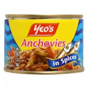 Anchovies in Spices 160g