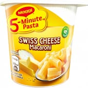5-Min Swiss Cheese Macaroni 63g
