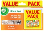 Multi-Use Stick Ups Aroma Gel - Citrus 2sX30g