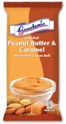 Peanut Butter & Caramel Wholemeal Cream Roll 65g