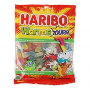 Worms Zourr Gummies 160g