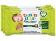 Baby Wipes - Clean & Protect 3X20s