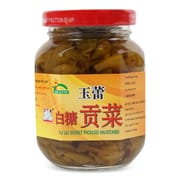Sweet Pickled Mustard 250g