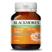 Blackmores Vitamin C 500mg, 60 tablets