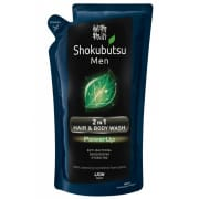 Men 2 in 1 Hair & Body Wash - Power Up 550ml Refill