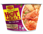 Hot Mealz Bowl Noodles - Tom Yam 91g