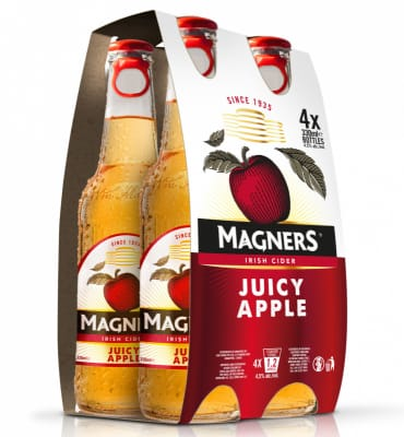Juicy Apple Irish Cider 4sX330ml