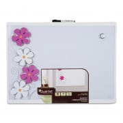 Magnetic Combination White Board (Flower)