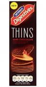 Thins Digestive Dark Chocolate 180g