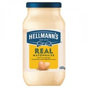 Real Mayonnaise 400g