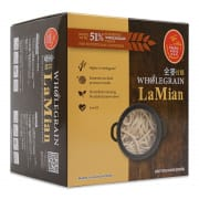 Premium Non-Fried Noodles Wholegrain LaMian 340g