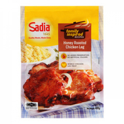 Sadia Honey Roasted Chicken Leg - Frozen and Fully Cooked