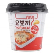 Cheese Sauce Rice Cake Cup 120g