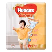 Gold Tapes Diapers L 62s 8-13kg