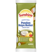 Pandan Kaya Butter Cream Roll 65g