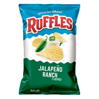 Potato Chips - Jalapeno Ranch 184.2g